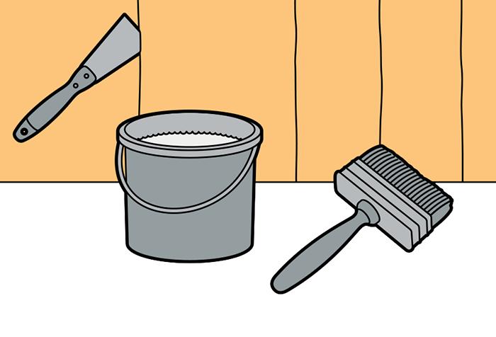Особенности снятия моющихся обоев