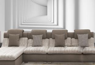 Какие выбрать обои для маленькой комнаты, чтобы зрительно увеличить пространство?