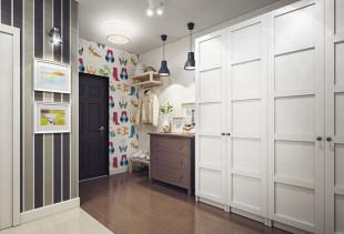 Как правильно подобрать обои для коридора и прихожей?