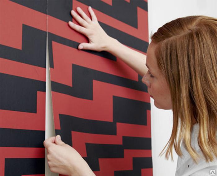Совмещение орнамента, как фактор расчета необходимого количества обоев