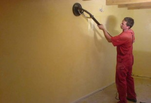 Как легко и быстро снять жидкие обои со стены?