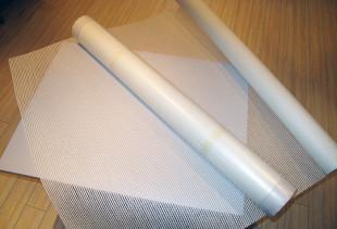 Особенности оклейки стен стеклотканевыми обоями под покраску