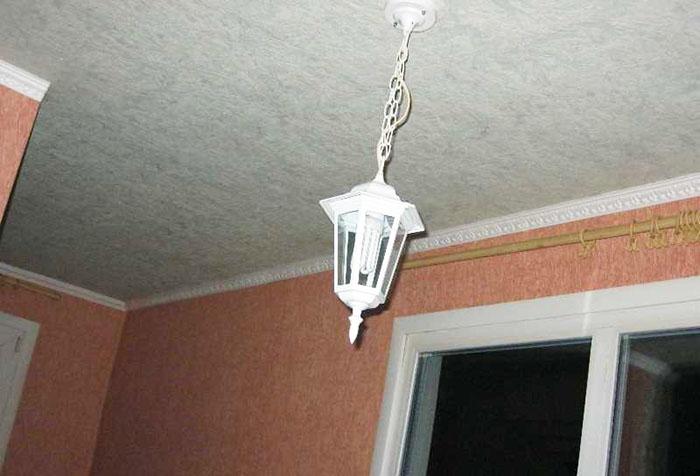 Жидкие обои на стенах и потолке
