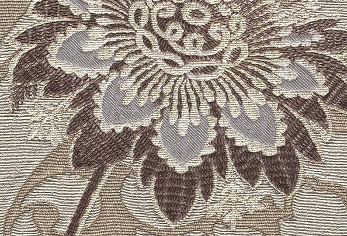 Фактура текстильных обоев