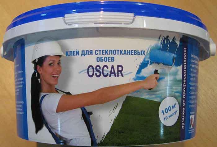 Клей для стеклообоев Oscar