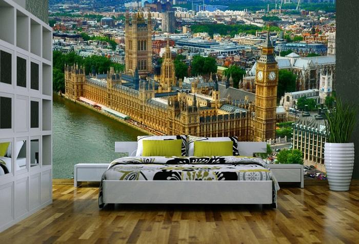 """3D Фотообои """"Лондон"""" ..."""