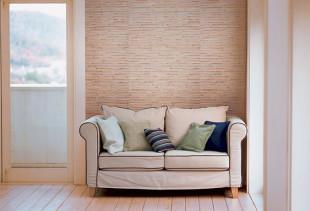 Использование обоев из натуральных материалов в дизайне современного интерьера