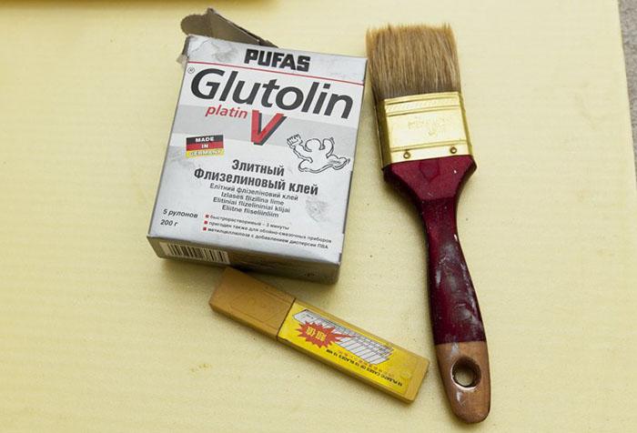 Элитный клей для флизелина