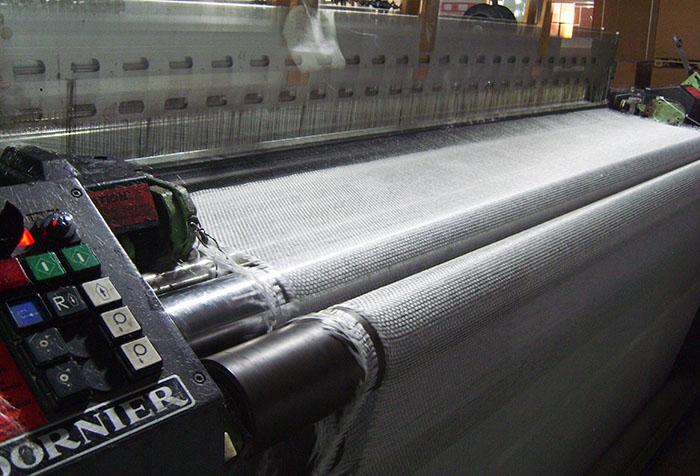 Производство стеклотканевых обоев