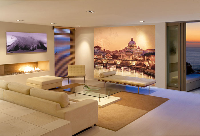 Фотообои с итальянским пейзажем