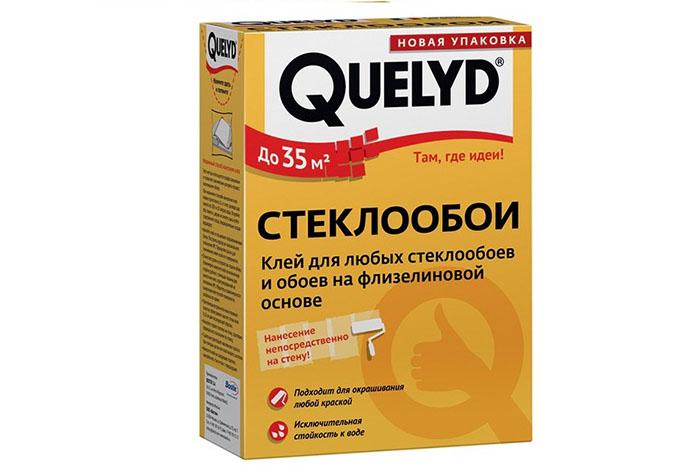 Клей Quilyd «Стеклообои»