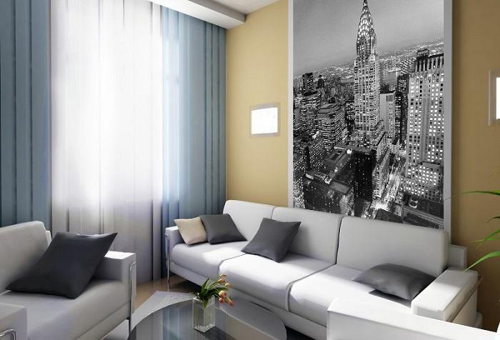 обои с изображением города New York