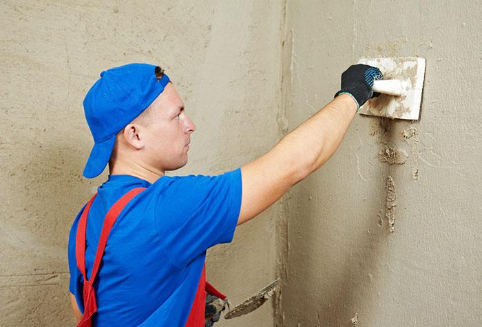 Подготовка поверхности стен к отделке